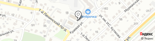 Информационные Системы Поволжье на карте Саратова