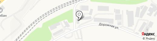 КАМАЗ на карте Зоринского