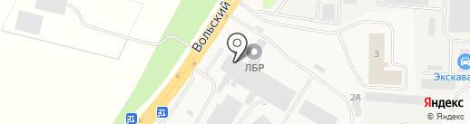 Инстройтехком-центр на карте Зоринского