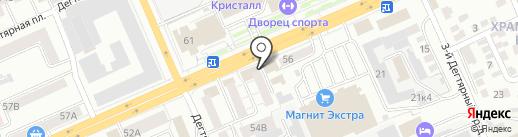 СфераАвто-С на карте Саратова