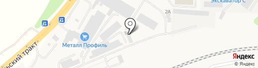 С-Агротехника на карте Зоринского