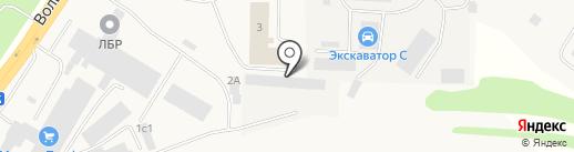 Вектор Плюс на карте Зоринского
