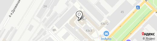 БИА-сфера на карте Саратова