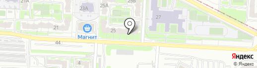 Светлана на карте Саратова