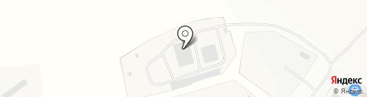 Обелиск на карте Зоринского