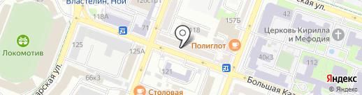 ДикTATTOOра на карте Саратова