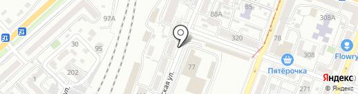 Компания на карте Саратова