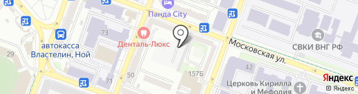 Главбух-Л на карте Саратова