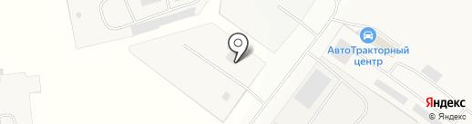 КлассБетон на карте Зоринского