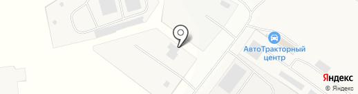 Строймикс на карте Зоринского