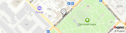 ParaTODOS на карте Саратова