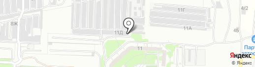 Р-Авто на карте Саратова