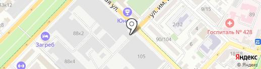 Max-autohelp.ru на карте Саратова