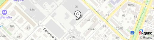 Мадам Пуговка на карте Саратова