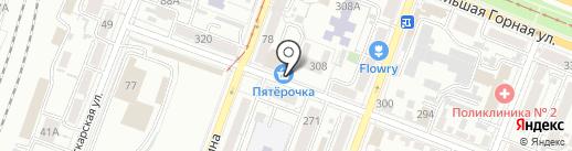 OnPlat на карте Саратова