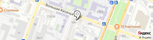 Фото на документы на карте Саратова