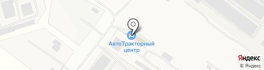 Атон на карте Зоринского