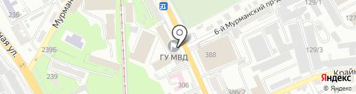 Приемная информационного центра на карте Саратова