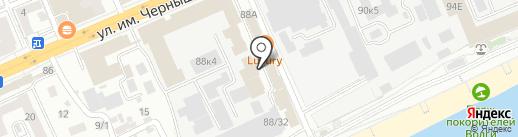 Ю&ART на карте Саратова