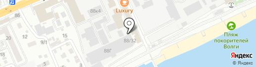 Центр экспертиз и научных исследований на карте Саратова