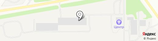 Неуловимые мстители на карте Зоринского