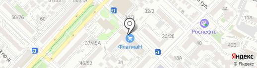 Coffee Hause на карте Саратова