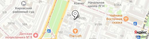 Бизнес Системы на карте Саратова