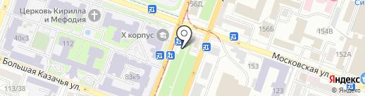 Салон-магазин на карте Саратова