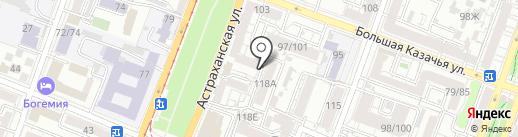 ломбард Гарант на карте Саратова