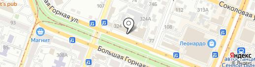 Дверной на карте Саратова