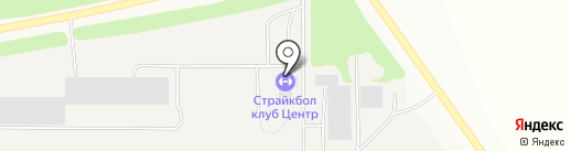 Вежливые люди на карте Зоринского
