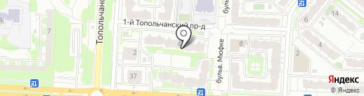 Саратовская областная коллегия адвокатов на карте Саратова