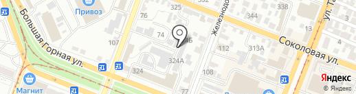 Tel64.ru на карте Саратова