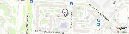 GRсервис на карте Саратова