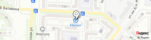 GRсервисTV на карте Саратова
