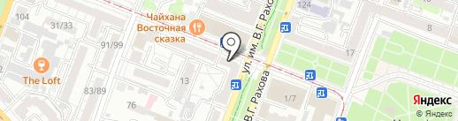 Пекарня & Хлебница на карте Саратова