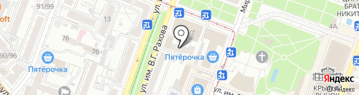 ФИНСАР на карте Саратова