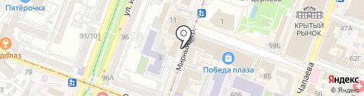 Гарант-Кредит, СКПК на карте Саратова
