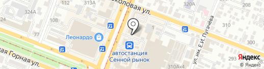 Магазин инструментов на карте Саратова