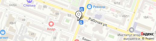 Мир садовода на карте Саратова