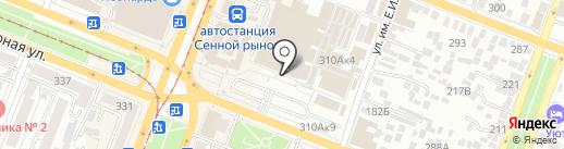 Айсберг-медикал на карте Саратова