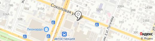 Мастерская по изготовлению ключей и ремонту телефонов на карте Саратова