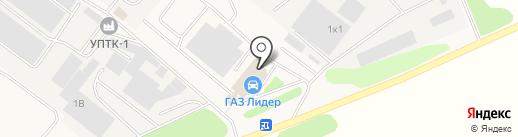 Национальная арендная компания на карте Зоринского
