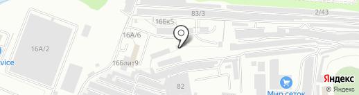 СТРОЙВЕЗЁТ на карте Саратова