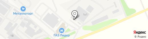 ЛМК СТРОЙ на карте Зоринского