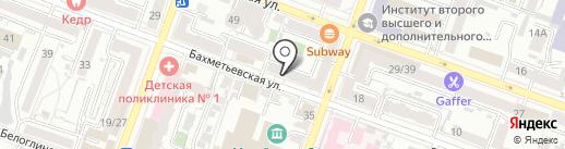 СДЭК на карте Саратова