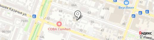 Русдисконт на карте Саратова