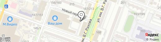 Энергофин-Сервис на карте Саратова