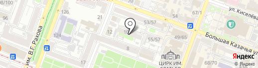 Арт-Банкет на карте Саратова