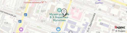 FiTifyau на карте Саратова